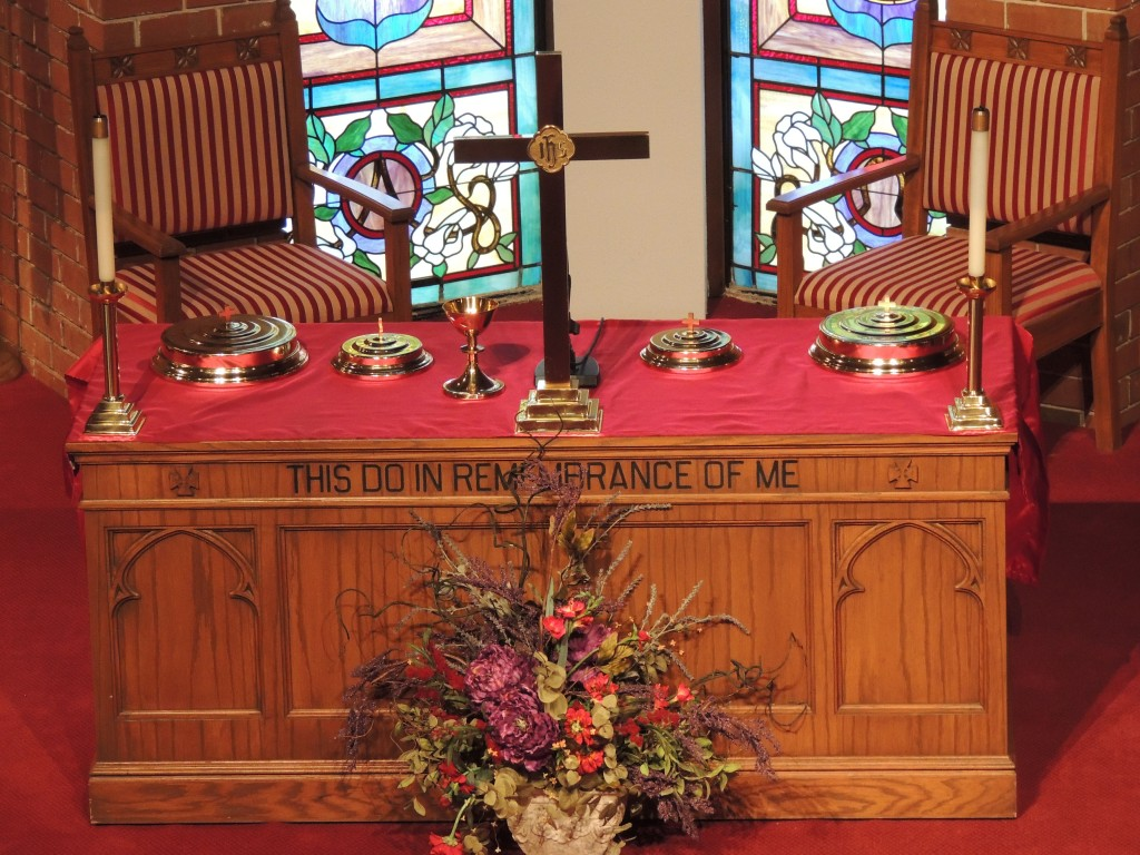communion table1